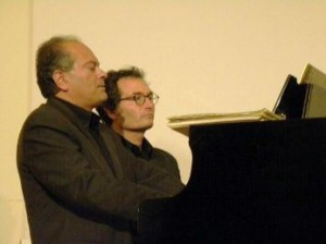 Italian piano duo visiting Ireland