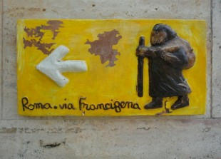 All roads lead to Rome,  walking the Via Francigena in the footsteps of ancient pilgrims